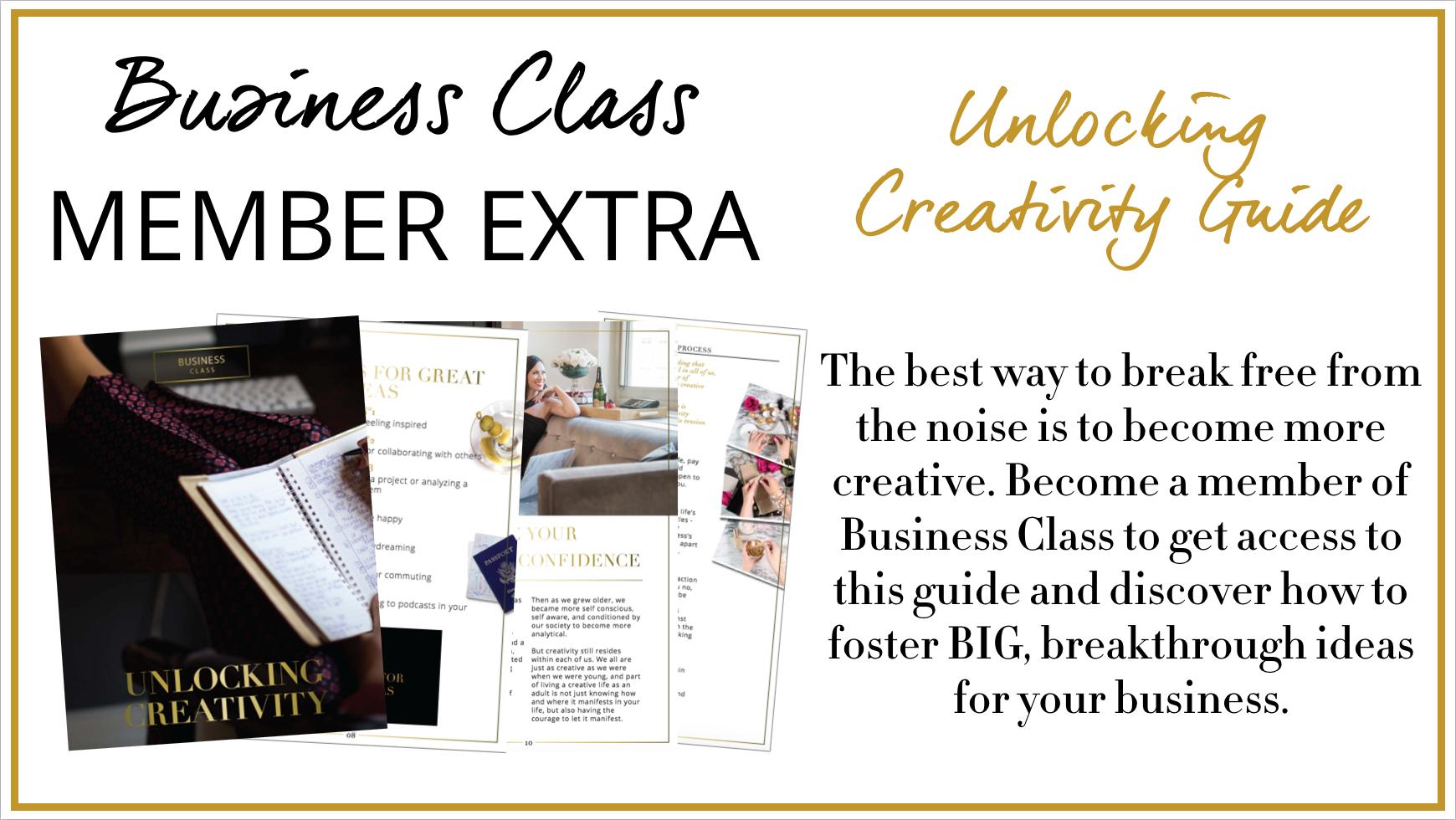 Business Class Member Extra 2